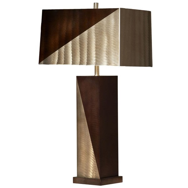 Nova Lighting Two-tone Table Lamps (Set of 2)