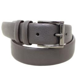 Entourage Men's Leather Dress Belt