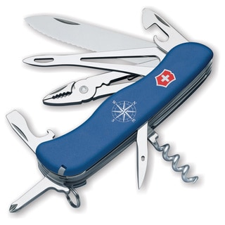Victorinox Swiss Army Skipper Pocket Knife