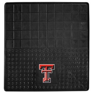 Fanmats Texas Tech University Heavy Duty Vinyl Cargo Mat