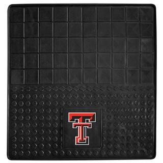 Fanmats Texas Tech University Heavy Duty Vinyl Cargo Mat