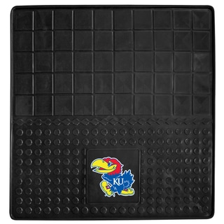 Fanmats University of Kansas Heavy Duty Vinyl Cargo Mat