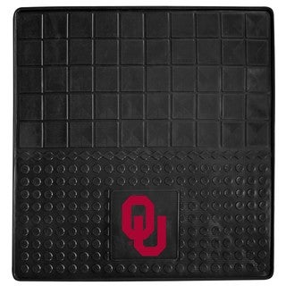 Fanmats University of Oklahoma Heavy Duty Vinyl Cargo Mat