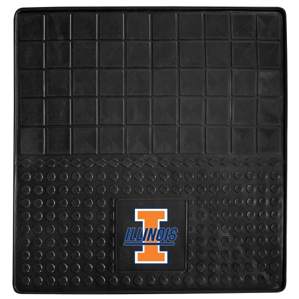 Fanmats University of Illinois Heavy Duty Vinyl Cargo Mat
