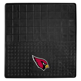 Fanmats Arizona Cardinals Heavy Duty Vinyl Cargo Mat