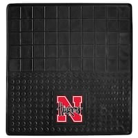 Fanmats University of Nebraska Heavy Duty Vinyl Cargo Mat