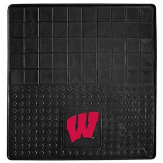 Fanmats University of Wisconsin Heavy Duty Vinyl Cargo Mat