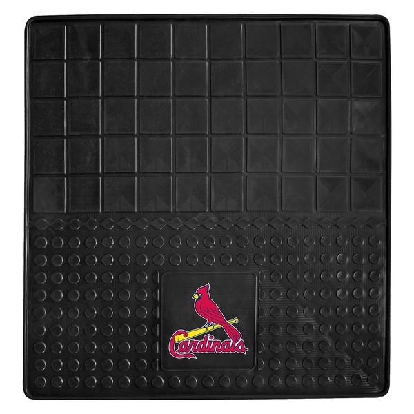 Fanmats St Louis Cardinals Heavy Duty Vinyl Cargo Mat