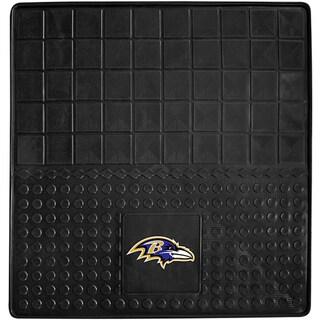 Fanmats Baltimore Ravens Heavy Duty Vinyl Cargo Mat