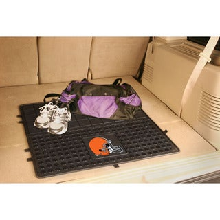 Fanmats Cleveland Browns Heavy Duty Vinyl Cargo Mat