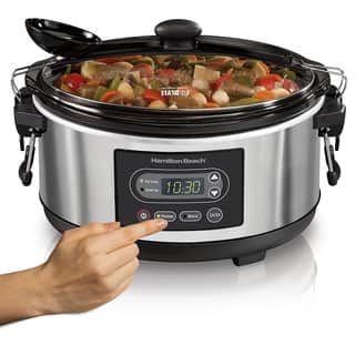 Hamilton Beach 33957 Stay or Go 5-quart Programmable Slow Cooker|https://ak1.ostkcdn.com/images/products/6072458/P13745385.jpg?impolicy=medium