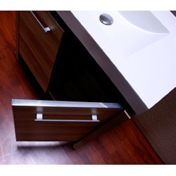 Resin 31 5 Inch Light Maple Single Sink Bathroom Vanity