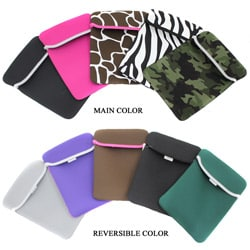 Rockland Reversible iPad Sleeve Case