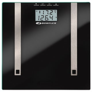 Bowflex Glass Body Fat Lithium Scale