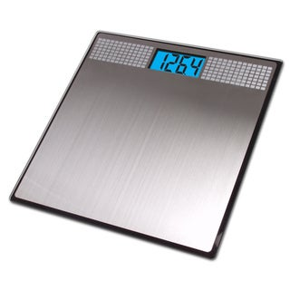 Taylor Stainless Steel Super-Thin Lithium Digital Scale