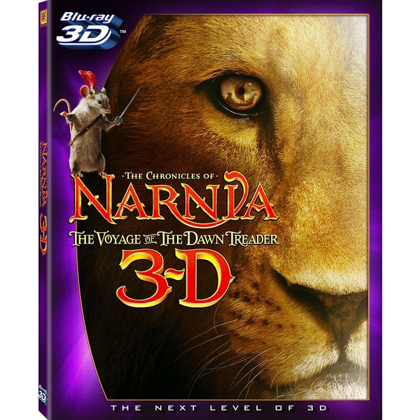 The Chronicles Of Narnia: The Voyage Of The Dawn Treader 3D (Blu-ray/DVD)