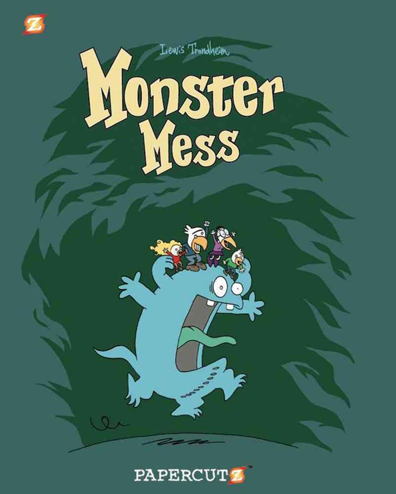 Monster Mess: Monster Mess (Hardcover)
