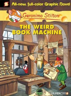 Geronimo Stilton 9: The Weird Book Machine (Hardcover)