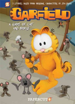 Garfield & Co. 5: A Game of Cat and Mouse (Hardcover)