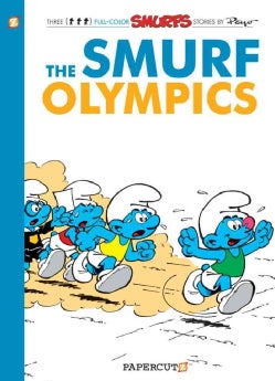 The Smurfs 11: The Smurf Olympics (Paperback)