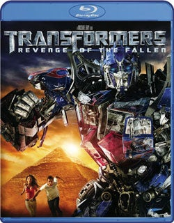 Transformers: Revenge of The Fallen (Blu-ray Disc)