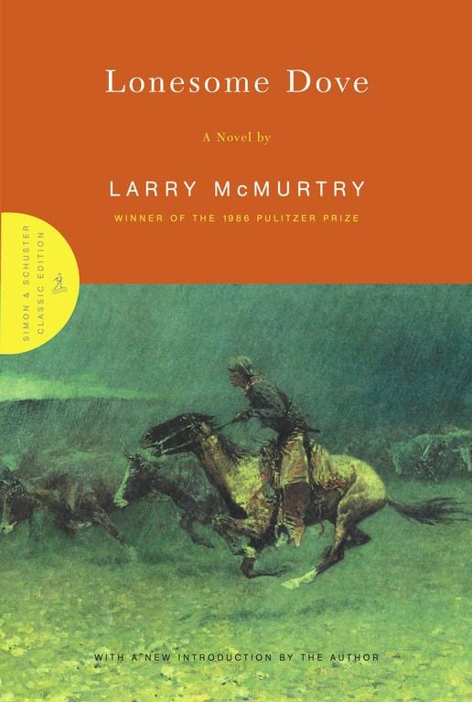 Lonesome Dove (Hardcover)