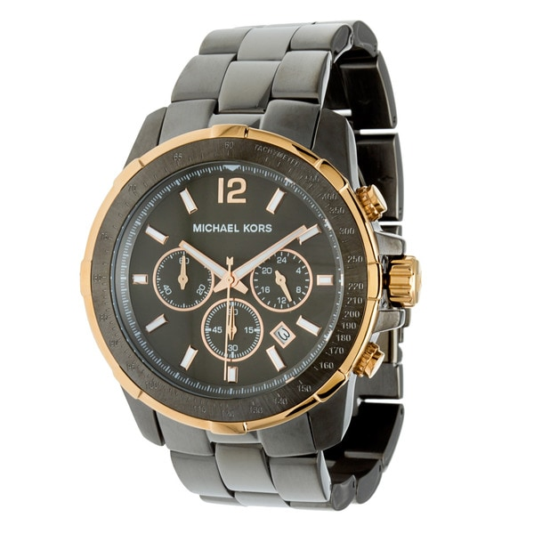 08b5817ce4c3 Shop Michael Kors Men s Classic Watch - Free Shipping Today ...