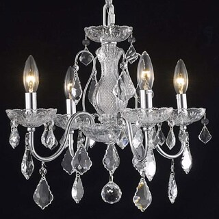 Somette St. Francis Collection 2015 4-light Chandelier