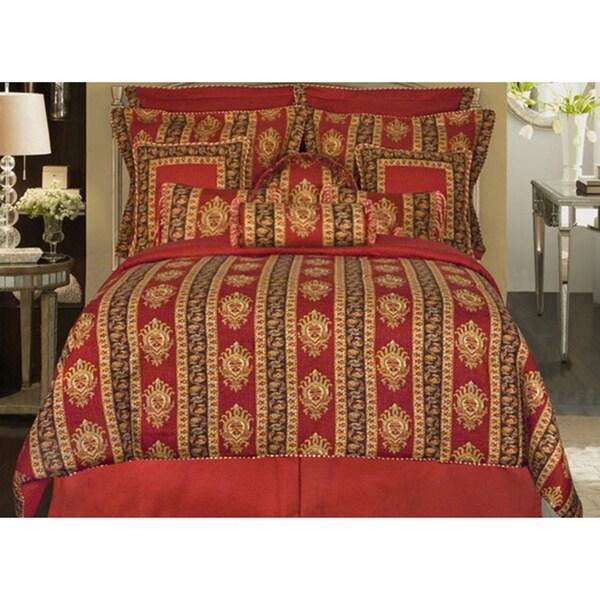Kings Road 4-Piece Queen-size Comforter Set