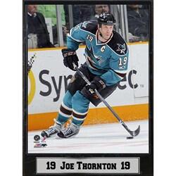 San Jose Sharks, Joe Thornton Photo Plaque