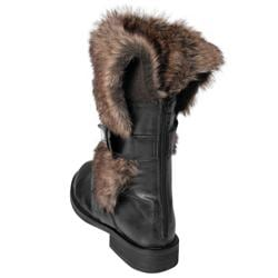 Two Lips Women's 'Too Lynx' Faux Fur Trimmed Boots - Free Shipping ...