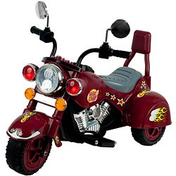 3 Wheel  Chopper Motorcycle, Ride on Toy for Kids by Rockin' Rollers -  for Boys & Girls