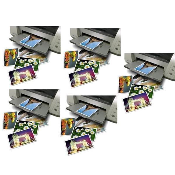 INSTEN 100-piece 4x6 Glossy Photo Paper