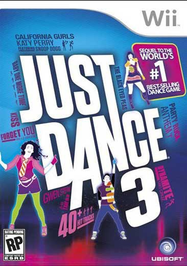 Wii - Just Dance 3 - Thumbnail 0