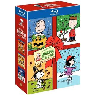 Peanuts Holiday Collection (Blu-ray Disc)
