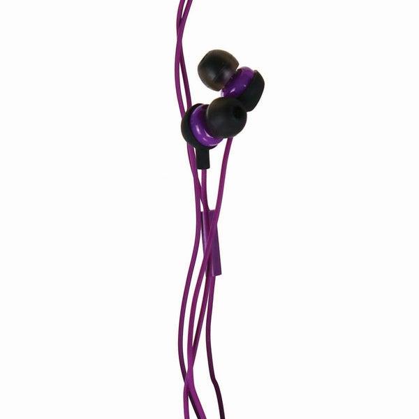Ecko Chaos 2 Purple Earbud EKU-CHA2-PRP