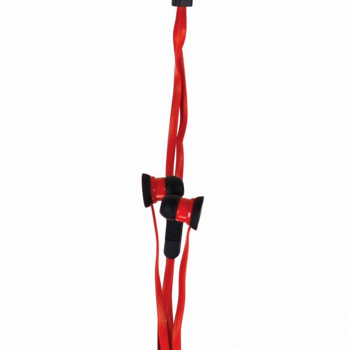 Ecko Stomp Red Earbud and mic EKU-STP-RD