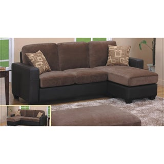 James Reversible Chaise Sectional