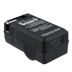 INSTEN 3-piece Battery and Charger Set for Sony NP-BG1/ CyberShot DSC-H10 - Thumbnail 2