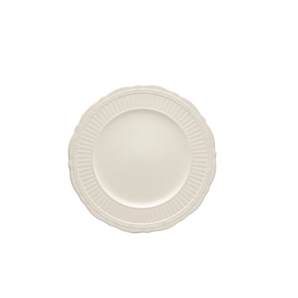 Red Vanilla Tuscan Villa 11.25-inch Dinner Plates (Set of 4)
