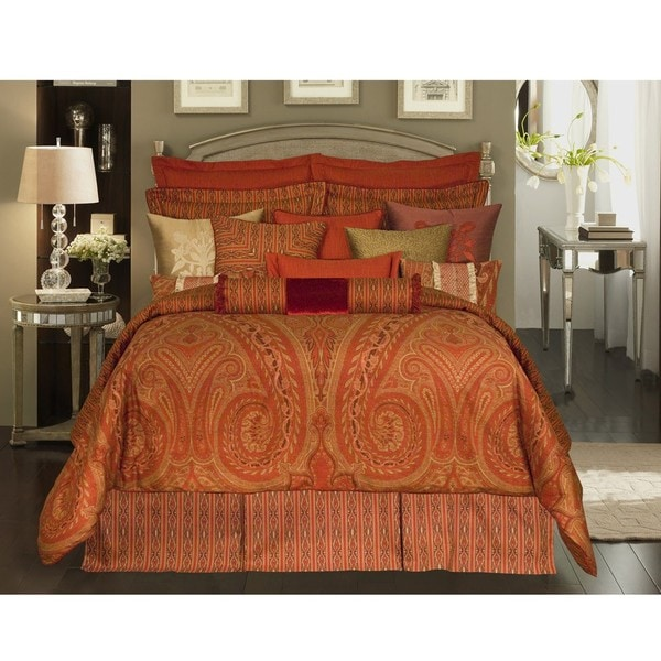 Rose Tree Alexandria King-sized Comforter Set