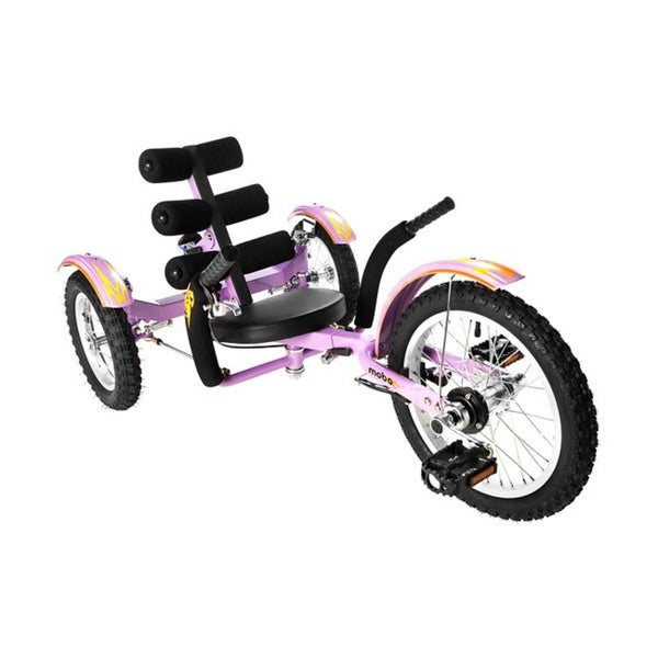 Mobo Mobito The Ultimate Youth Three Wheeled Purple Cruiser