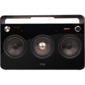TDK Life on Record 77000015360 Speaker System - 35 W RMS