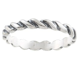 Silvermoon Sterling Silver Celtic Band