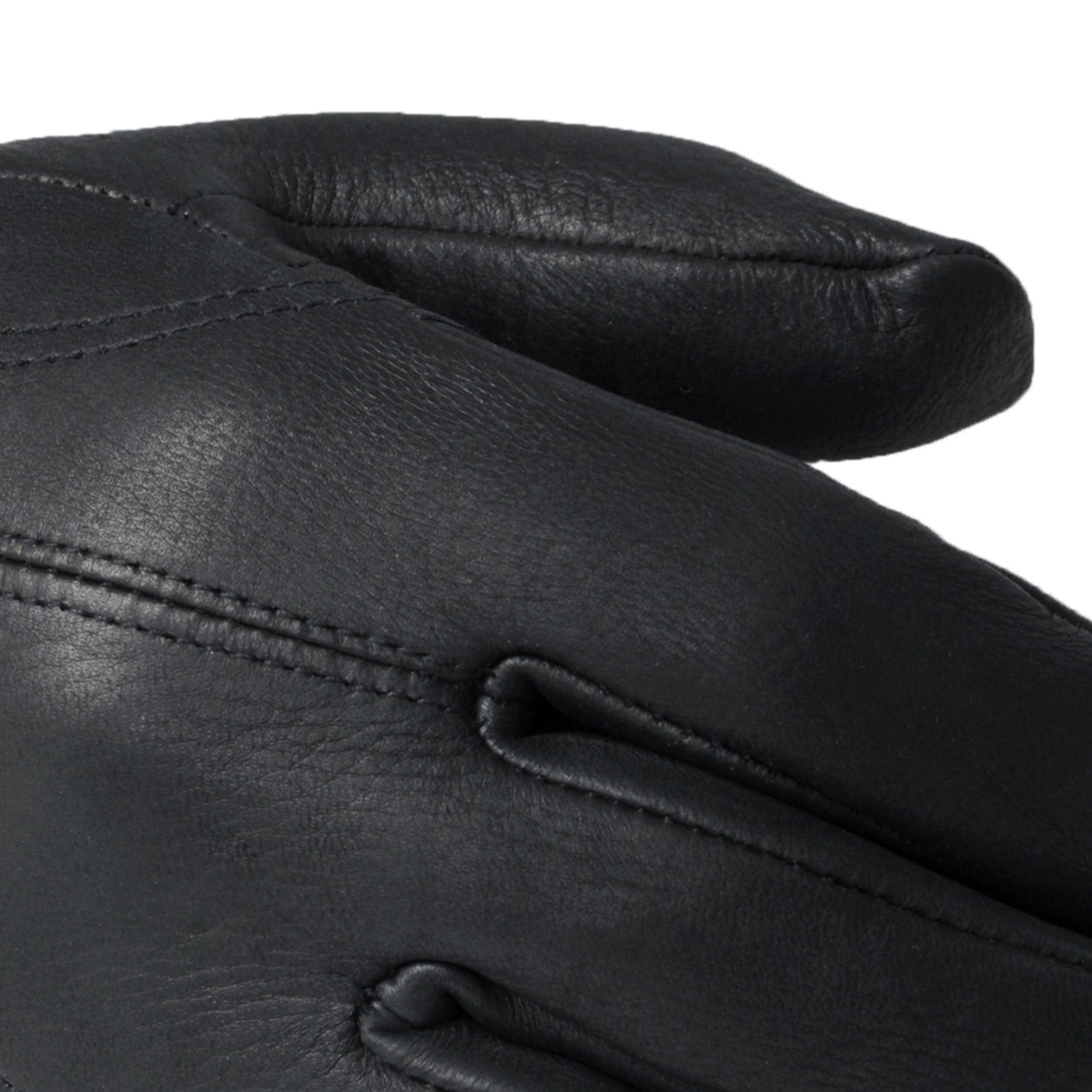 Overstock mens leather gloves -  Daxx Men S Lined Top Grain Deerskin Leather Gloves