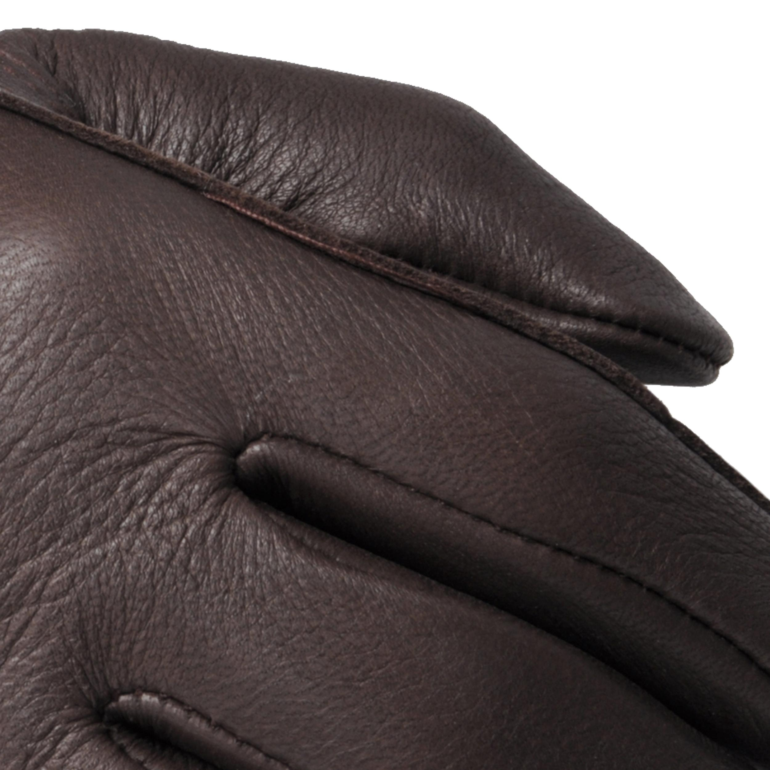 Daxx Men's Top Grain Deerskin Leather Gloves
