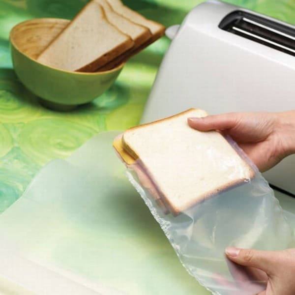 Toast-it Reusable Toaster Bags (Pack of 2)