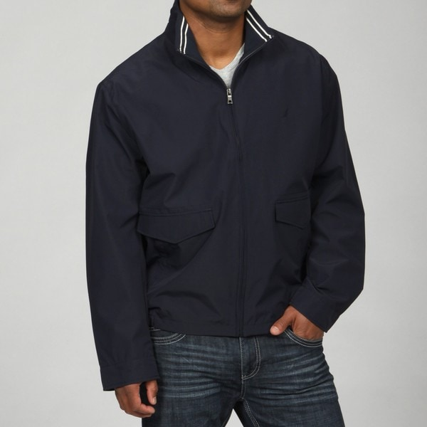 Nautica Men's Lightweight Bomber Jacket - Free Shipping On Orders ...