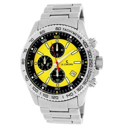 Le Chateau Men's Sport Dinamica Chronograph Watch