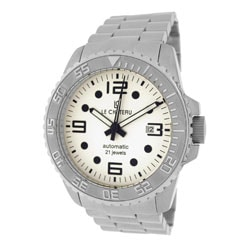 Le Chateau Men's Sport Dinamica Automatic Watch with White Dial